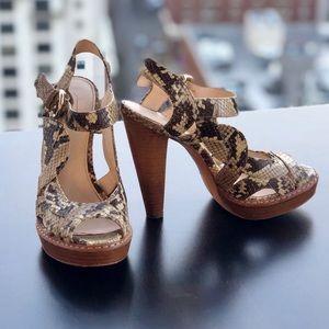 Coach Platform Women's Shoes, size 6